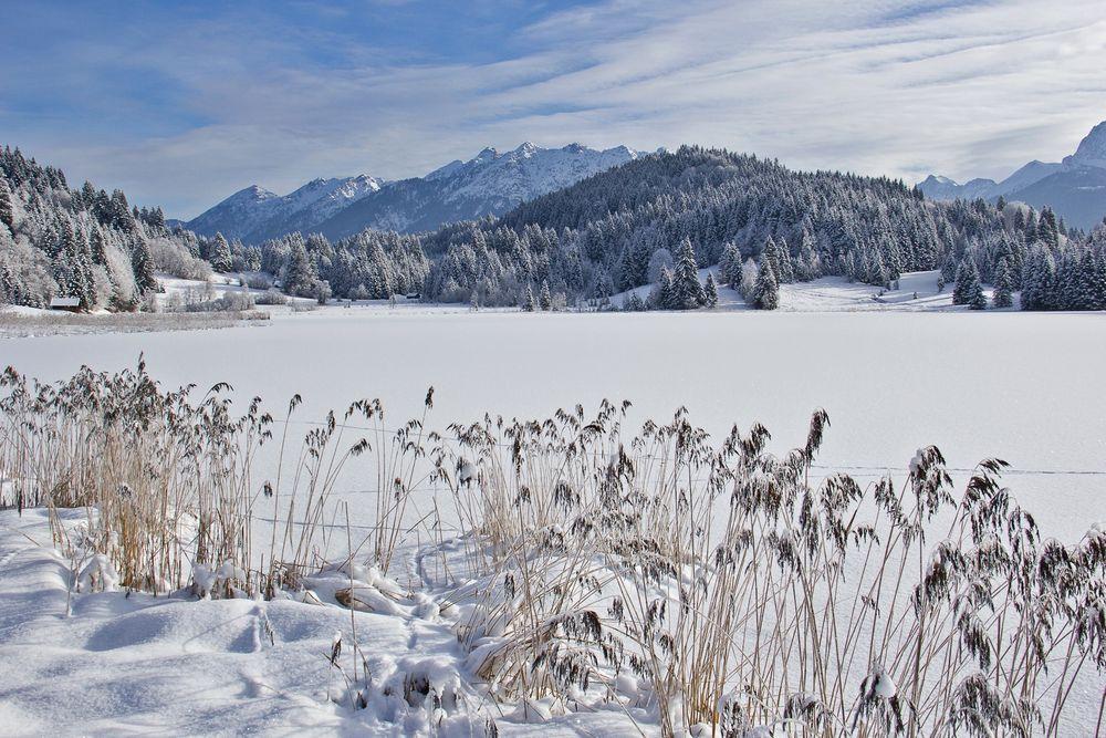 Geroldsee im Winter 3