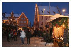 Gerolzhöfer Adventsmarkt