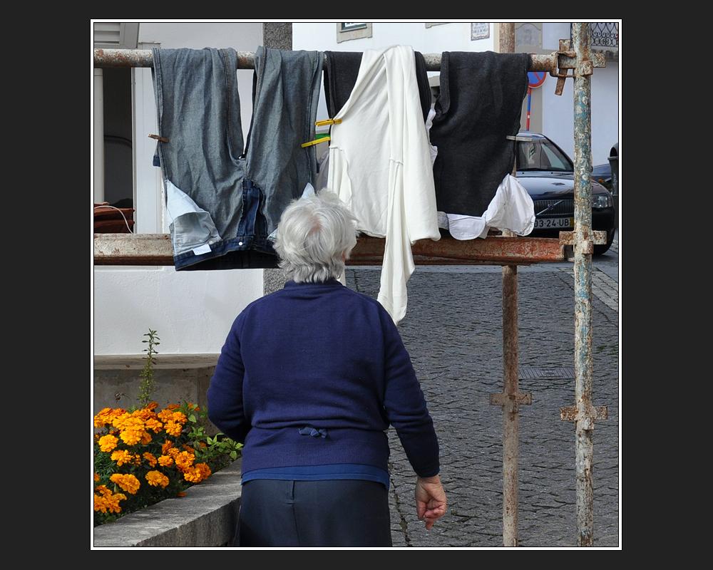 Gerüstet für die grosse Wäsche