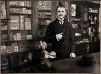 Geschäftseröffnung 1920