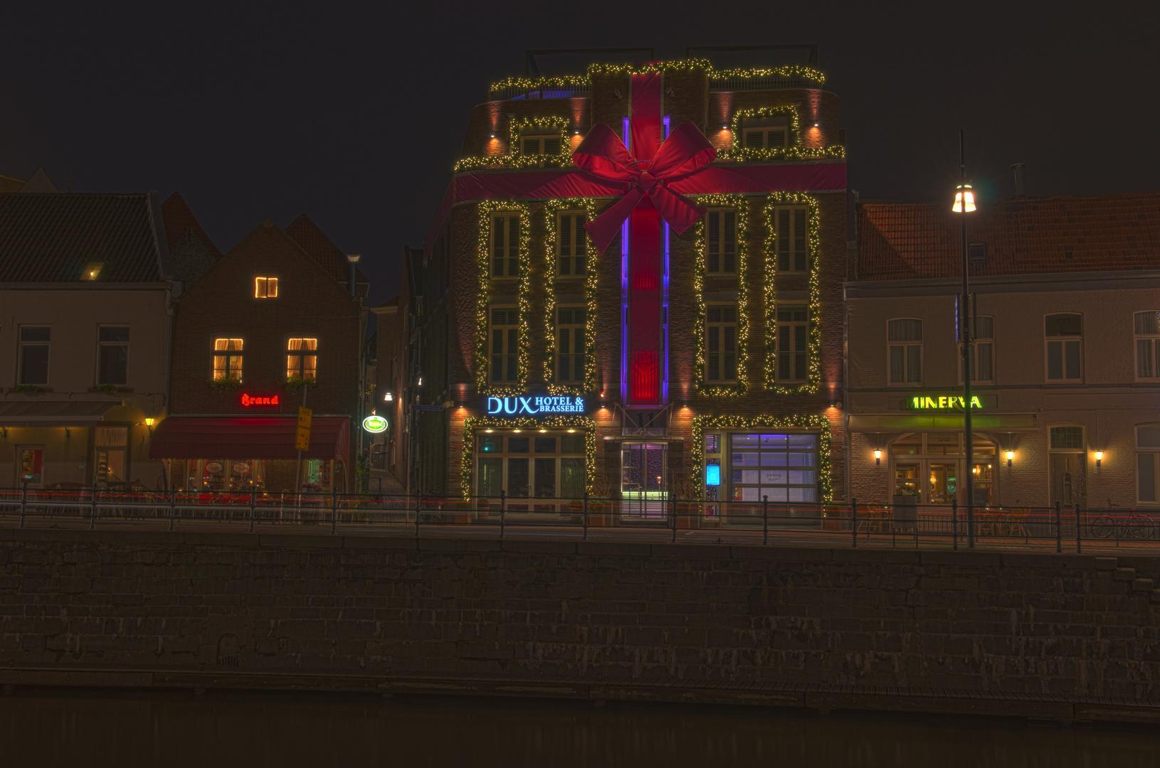 Geschenkpaket Aus Holland Foto Bild Architektur Profanbauten