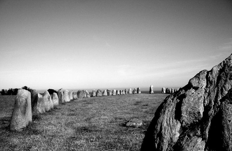 Geschichte aus Stein