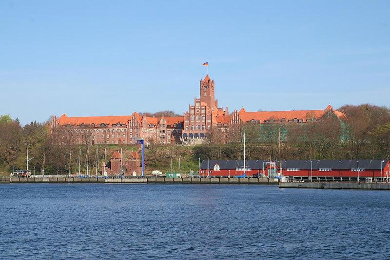 Geschichte: Für drei Wochen wurde Flensburg am Ende des Krieges zur provisorischen Reichshauptstadt.