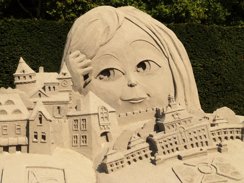 Geschichte über Ludwigsburg