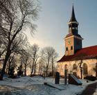 Geschlechterfriedhof + Kirche