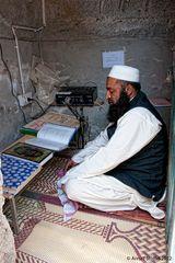 Geschlechtertrennung in der Koranschule der Roten Moschee, Islamabad