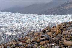 Geschliffen vom Eis