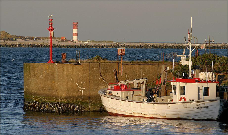 geschützter Hafen