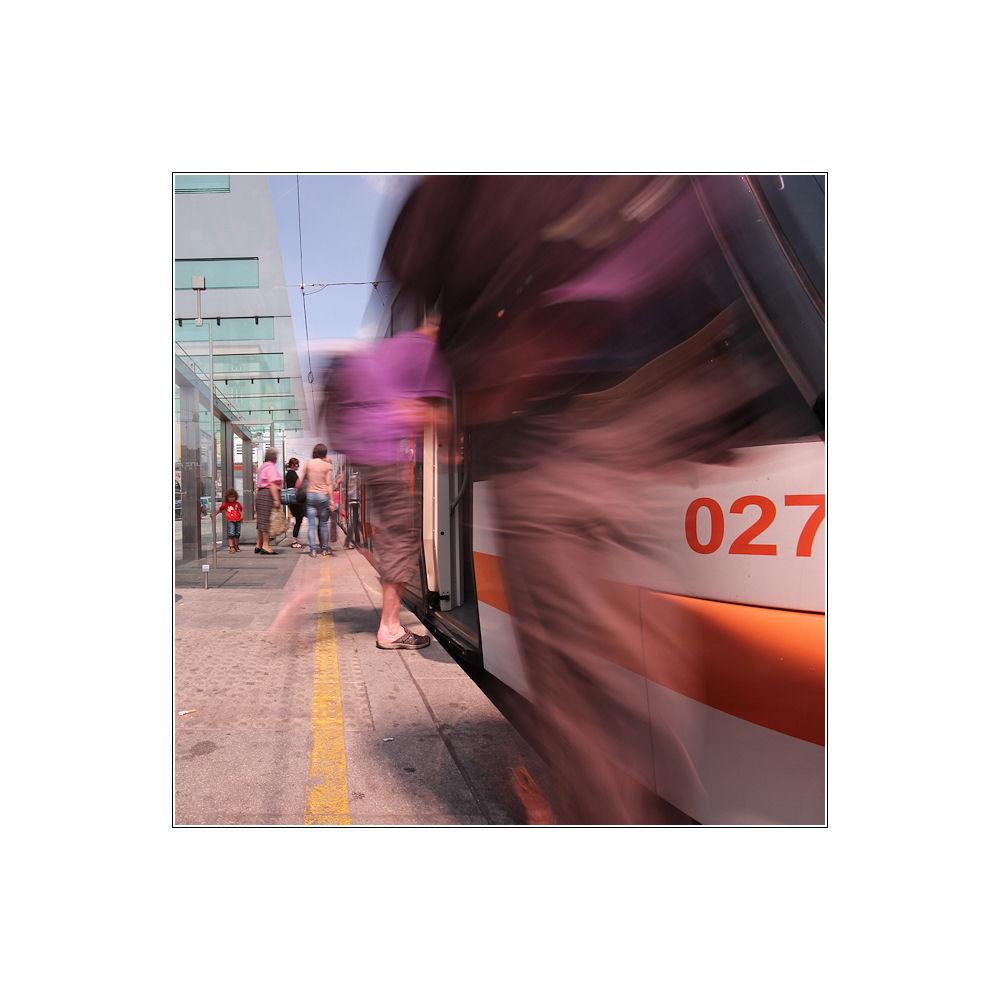 -geschwindigkeit ist eine frage der wahrnehmung-