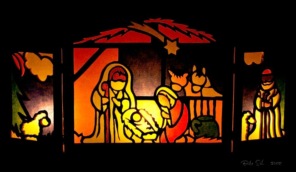 Gesegnete Weihnacht