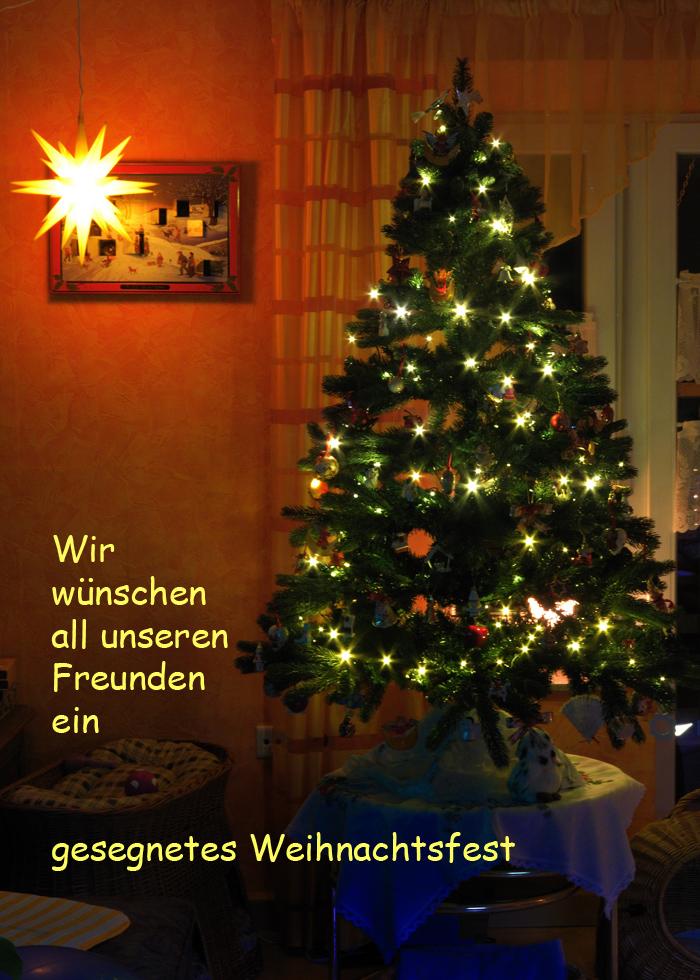 Frohe Und Gesegnete Weihnachten.Gesegnete Weihnachten Foto Bild Gratulation Und Feiertage