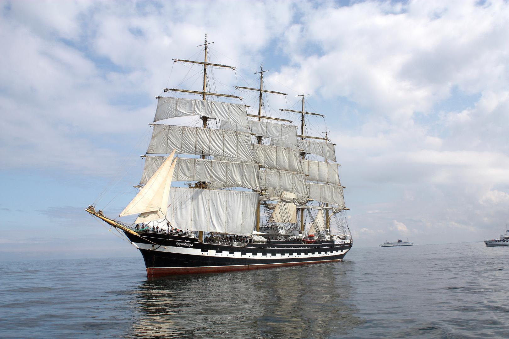 Gesehen auf der Hanse-Sail 2011