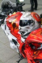 gesehen beim Motogo 2012 in Hannover