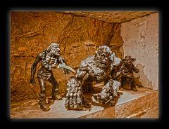 Gesehen in den Bunkern von Xiamen