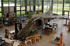 Gesehen in der Flugwerft Schleißheim .....................