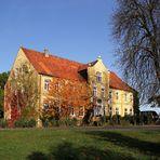 Gesehen in Neu Gaarz: Jagdschloss I