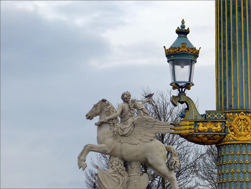 Gesehen in Paris