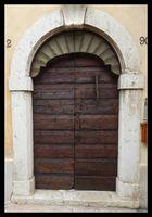 gesehen in Torri de Benaco, Gardasee..,