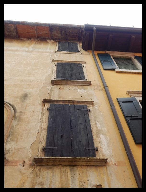 gesehen in Torri de Benaco, Gardasee.