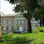 """Gesehen in Tressow - altes """"Neues"""" Herrenhaus"""
