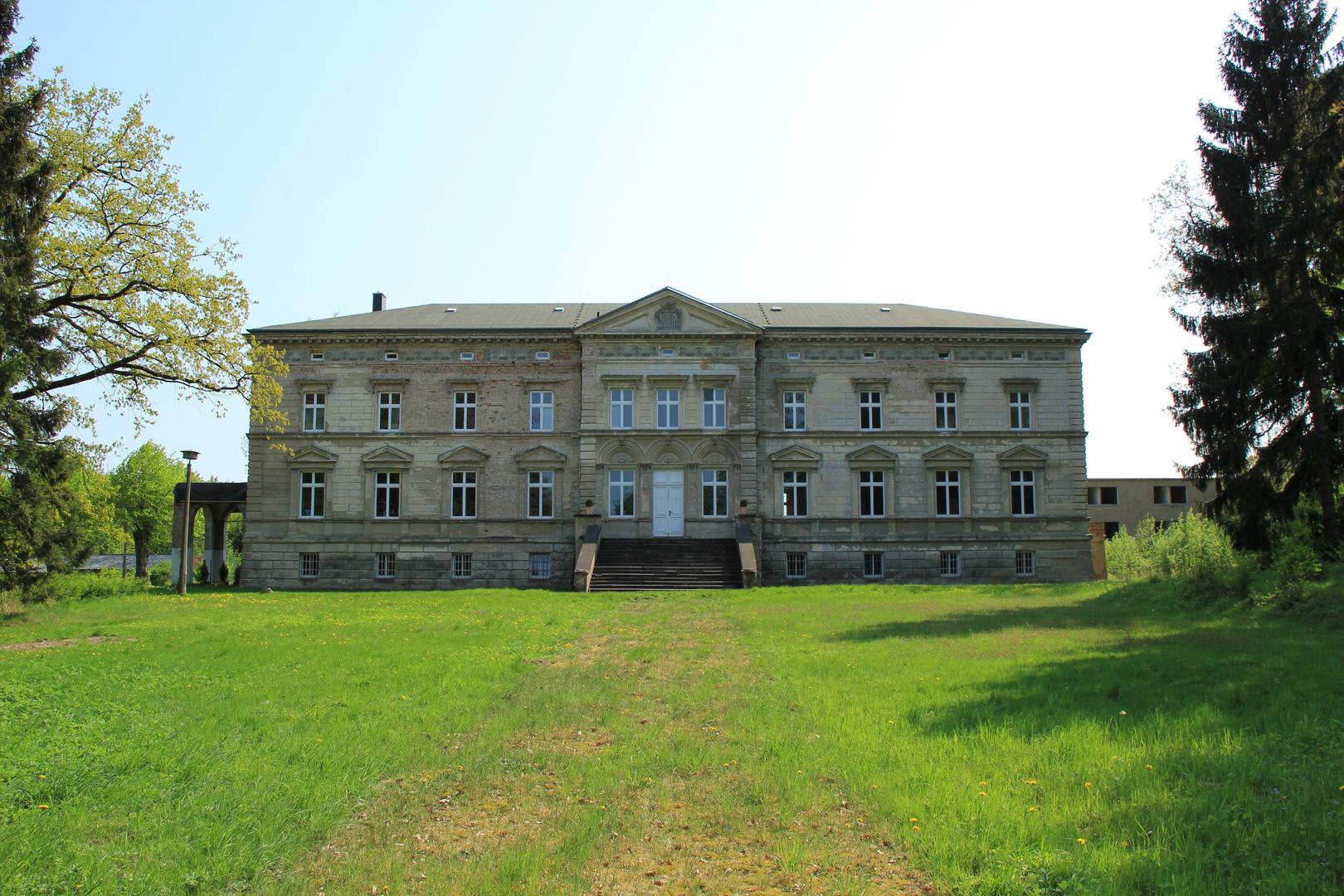 """Gesehen in Tressow - """"Neues"""" Herrenhaus"""