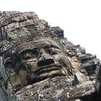 Gesicht Angkor Camb Ca-20-20-col +SW +7Fotos