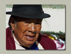 Gesichter aus Equador