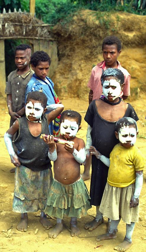 Gesichter aus Papua Neuguinea (170)