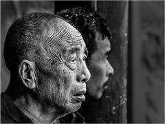 ...Gesichter Chinas...