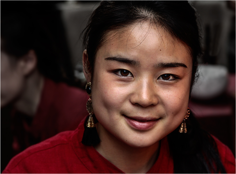 ... Gesichter Chinas XV ...