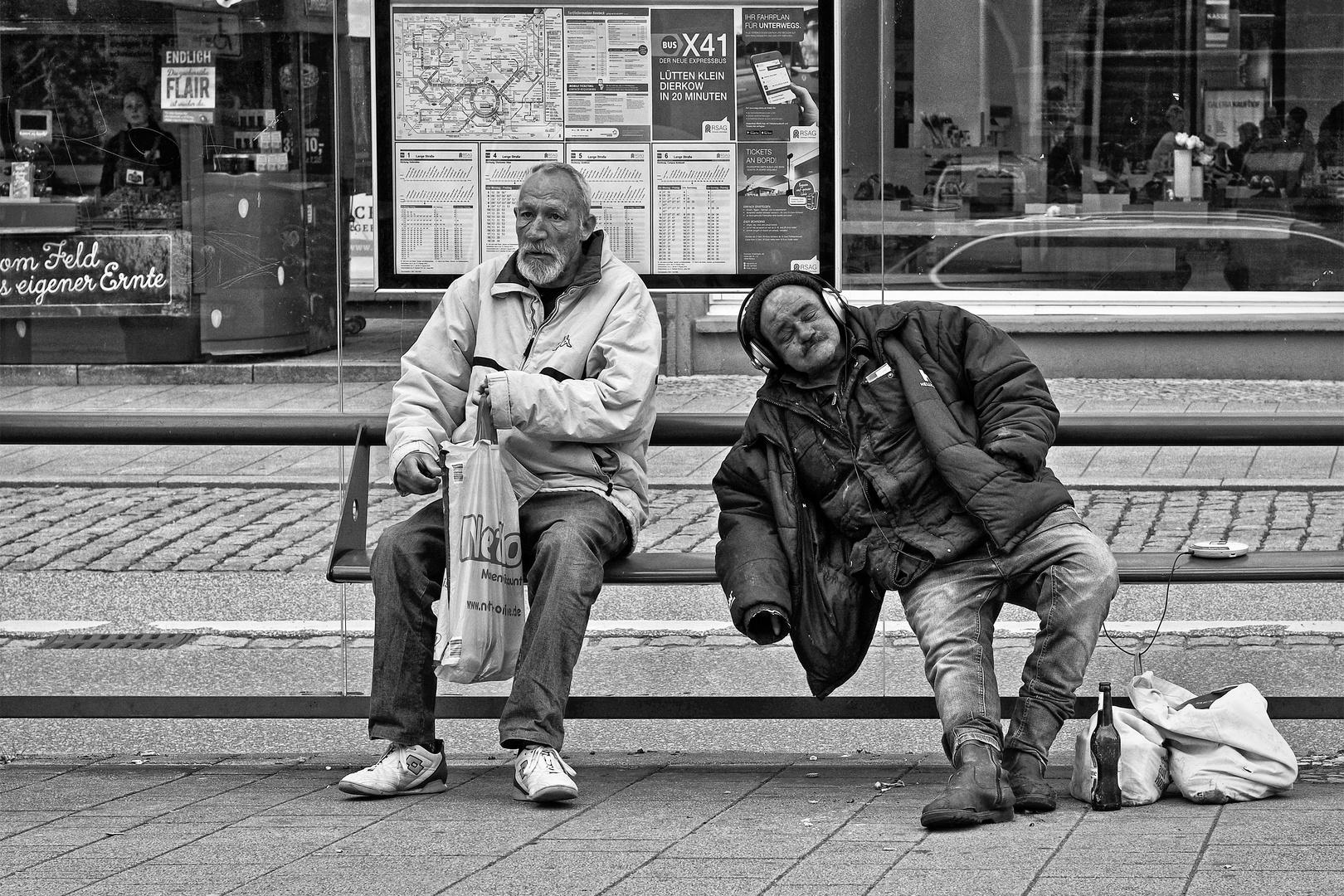 Gesichter der Armut (2)
