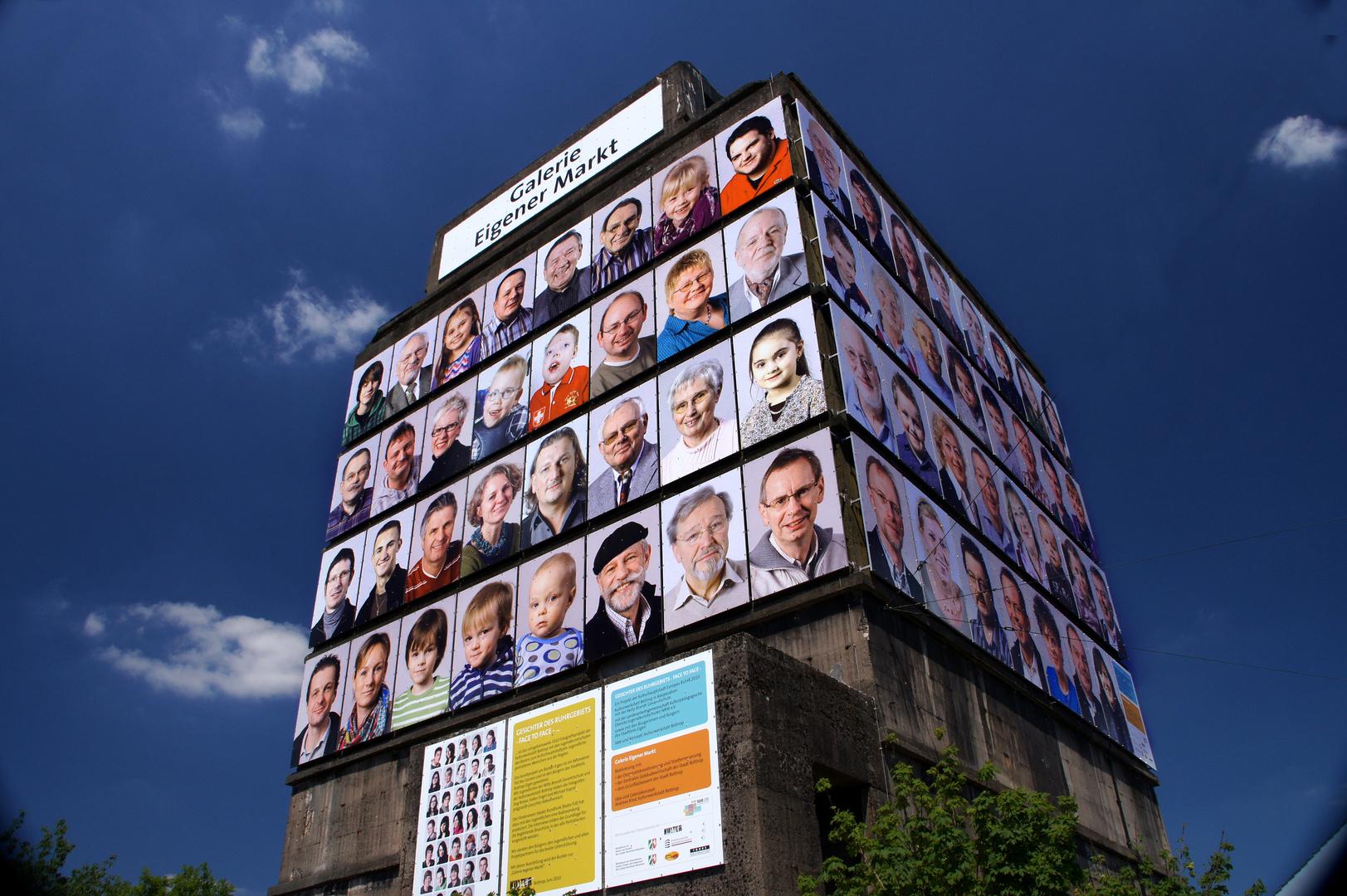Gesichter des Ruhrgebiets