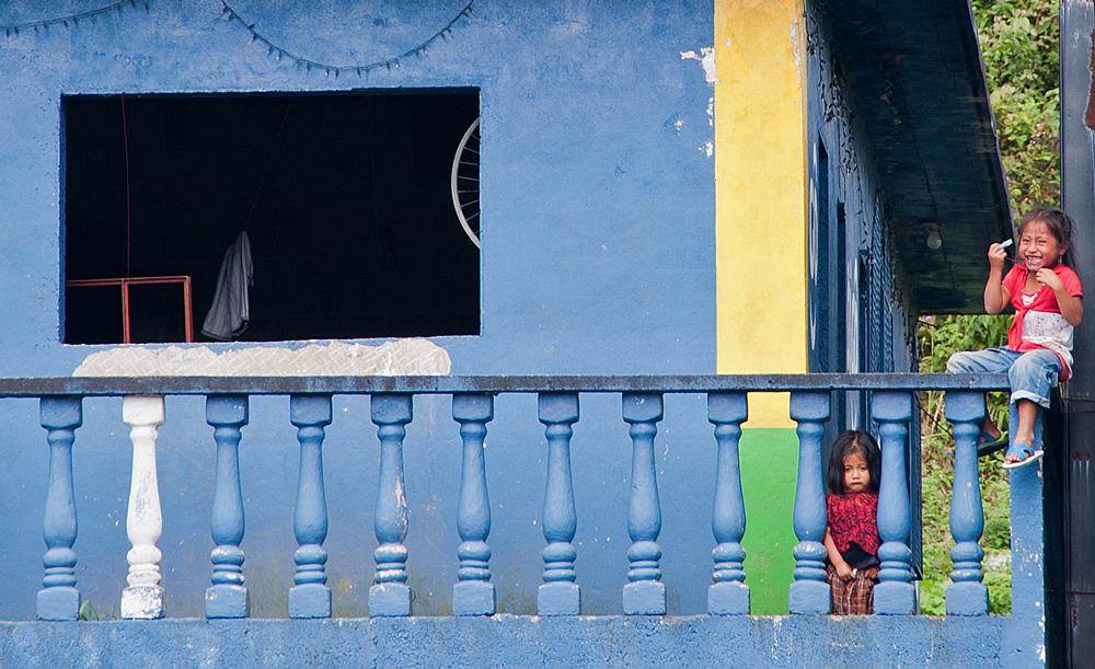 Gesichter Guatemalas  ~ 7 ~