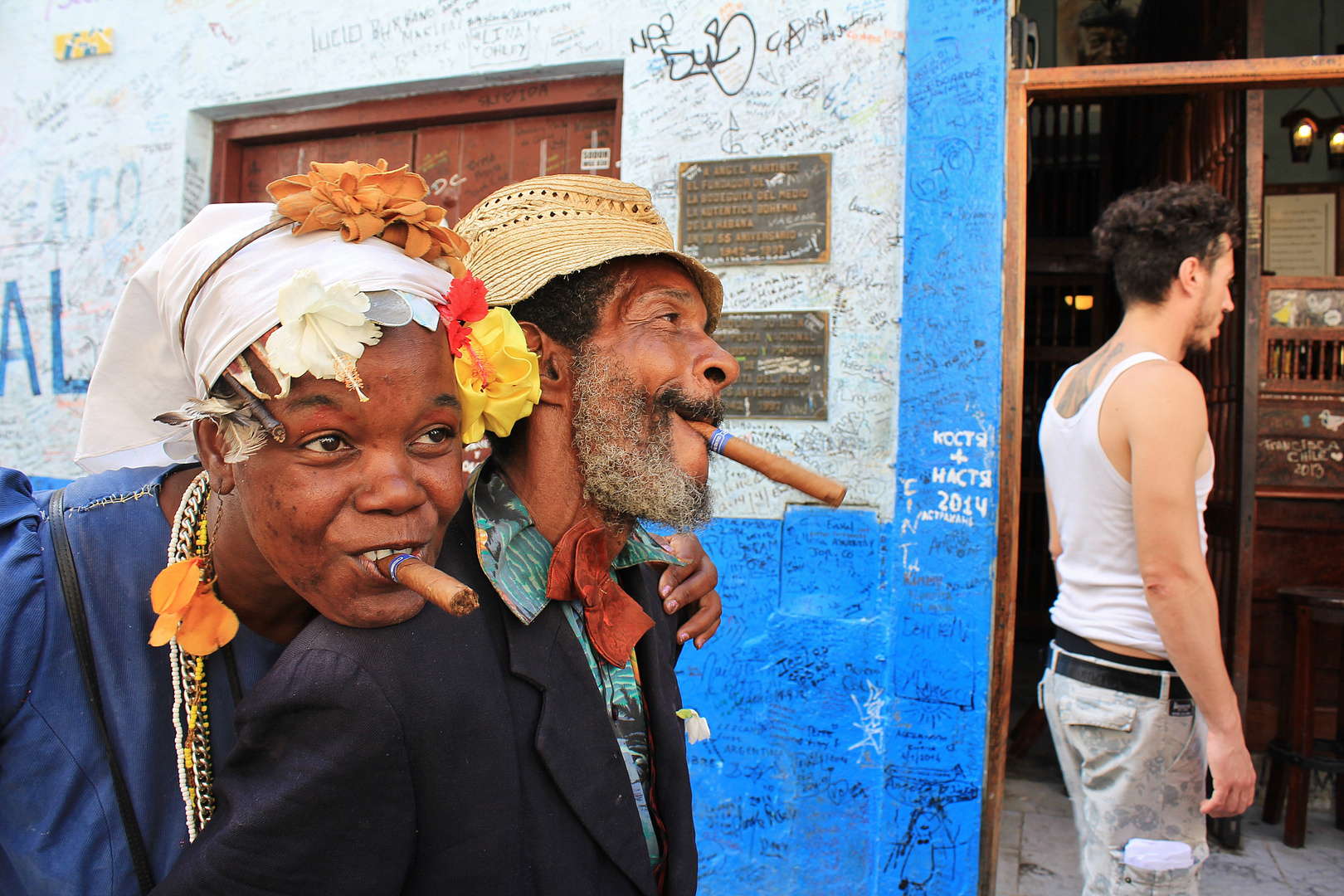 Gesichter Havannas 4