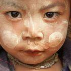Gesichter in Myanmar IX