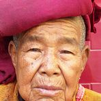 Gesichter in Myanmar VIII