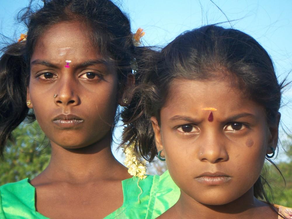 Gesichter Indiens 03