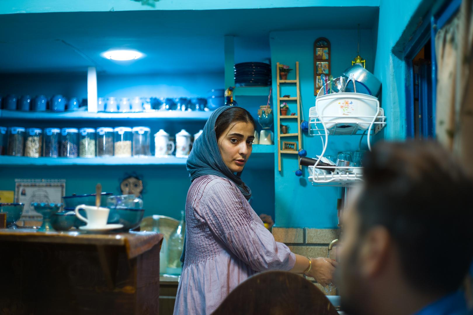 Gesichter Irans - Nachtcafe