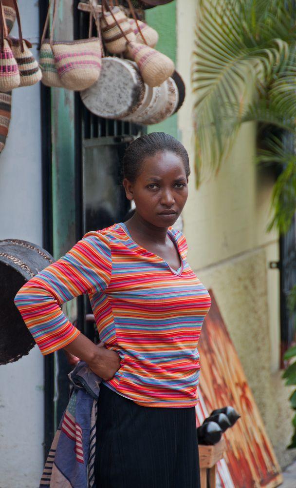 Gesichter Kenias ~ 2 ~