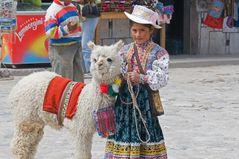 Gesichter Perus