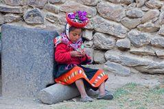 Gesichter Perus 12