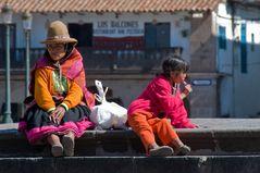 Gesichter Perus 13 und 14