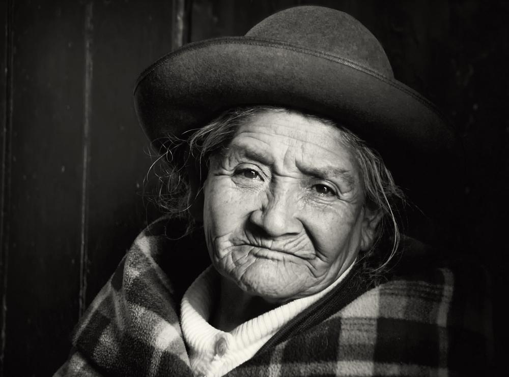 Gesichter Perus 2