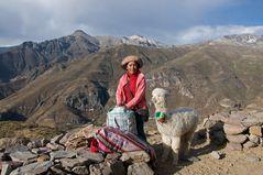 Gesichter Perus 3