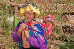 Gesichter Perus 5 und 6