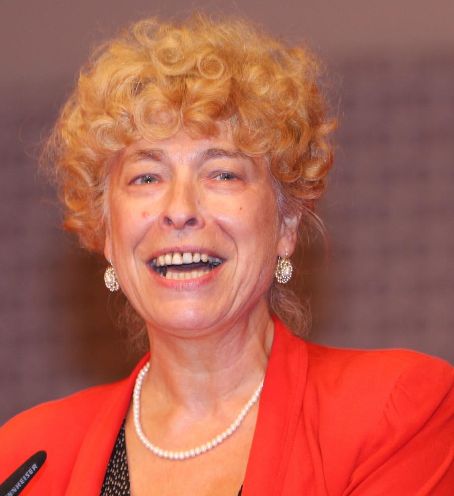 Gesine Schwan, Kandidatin für das Amt der Bundespräsidentin