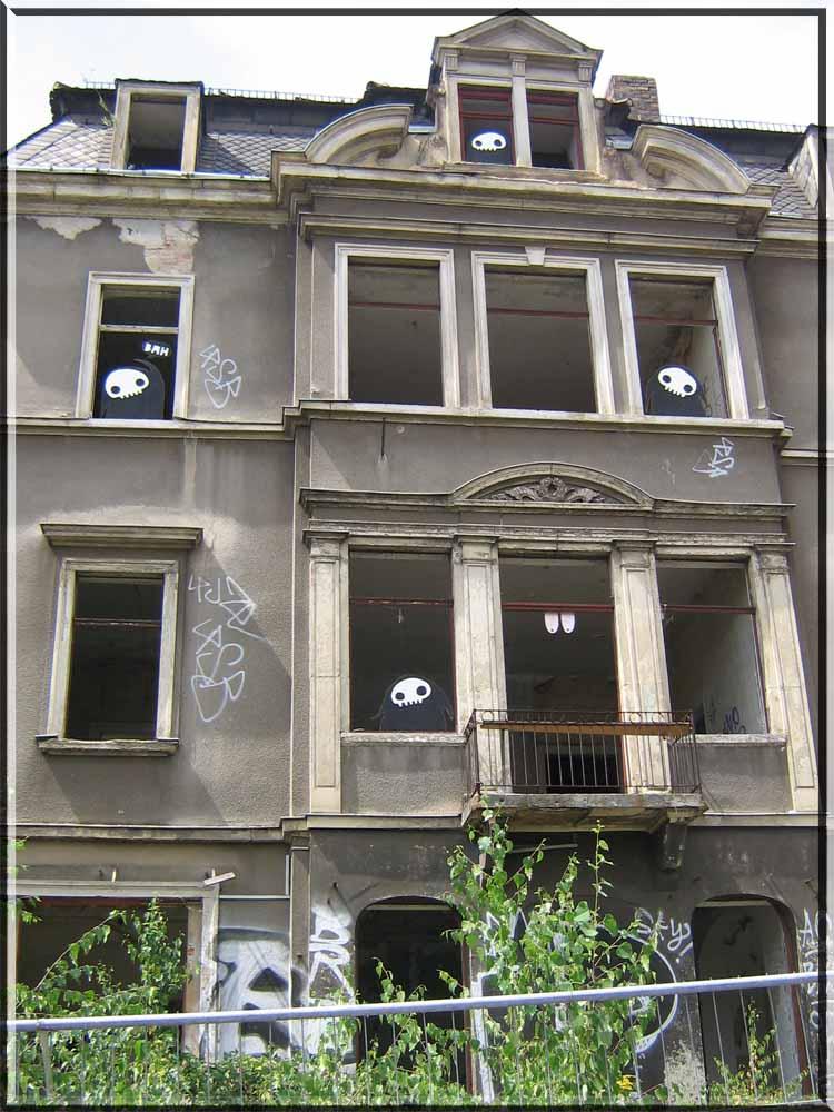 Gespensterhaus an der KöBrü