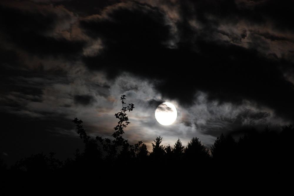 Gespensterstunde