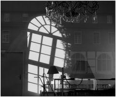 . gespiegelt mit Schatten.