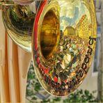 Gespiegelt ... Musike in Dresden